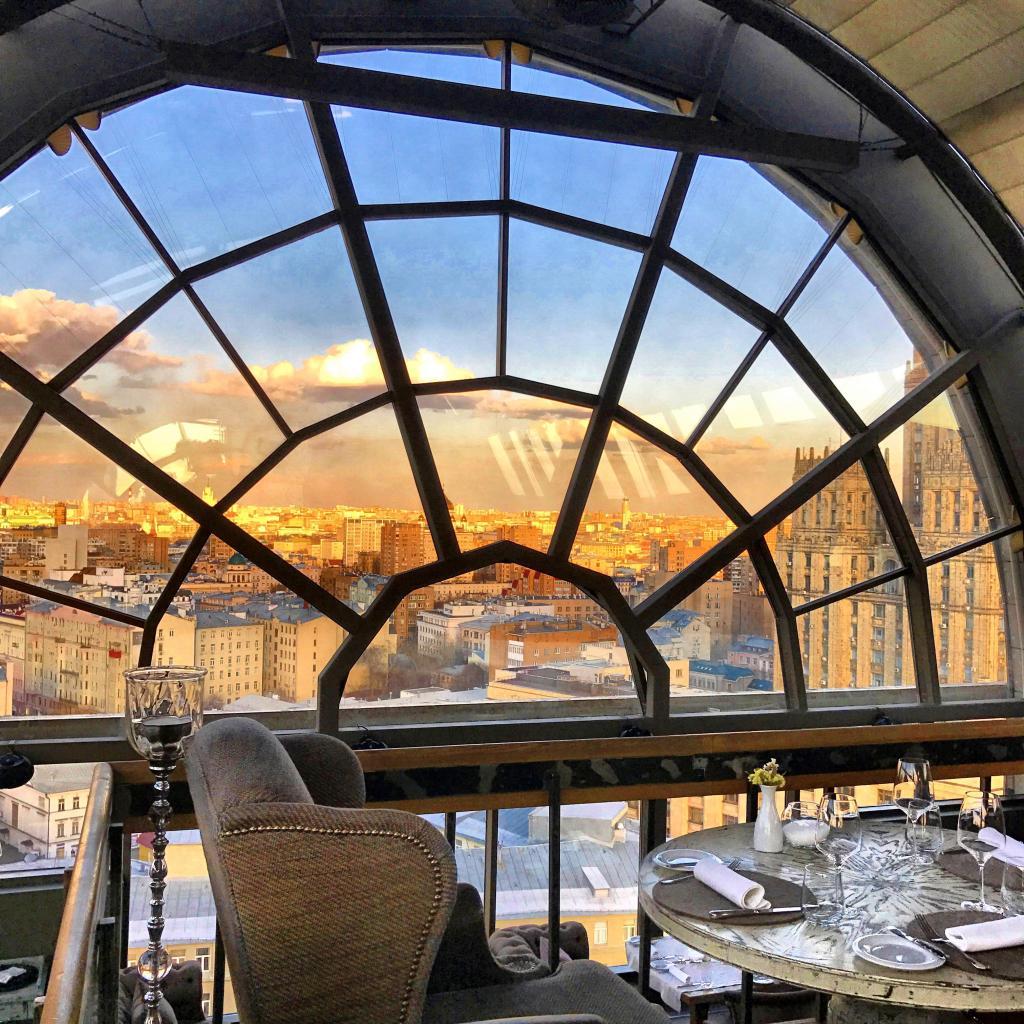 6 лучших ресторанов России: описание, фото