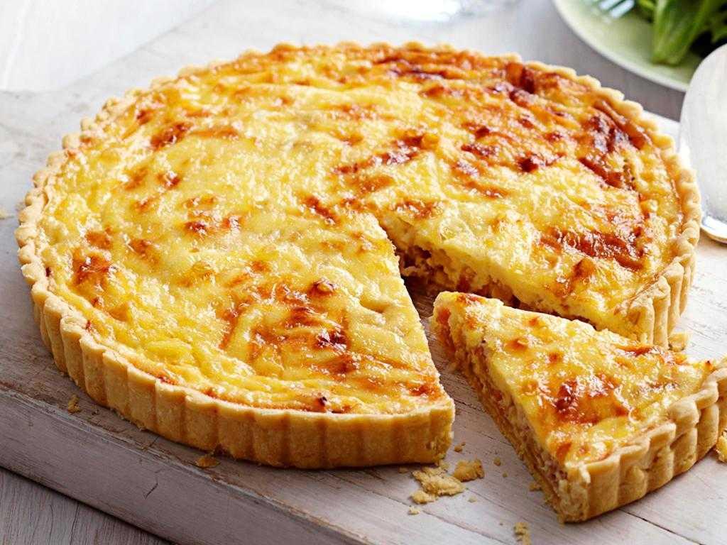 Французский пирог киш: ингредиенты, рецепты, советы по приготовлению