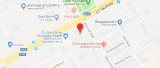 Ресторан «Форштадт» в Оренбурге: описание, меню, адрес