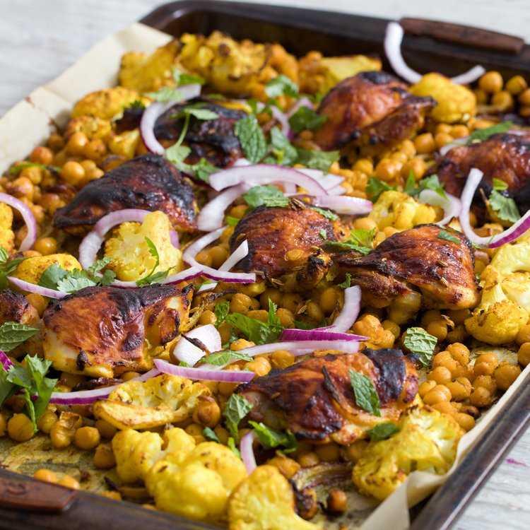 Курица с нутом: рецепты приготовления с фото