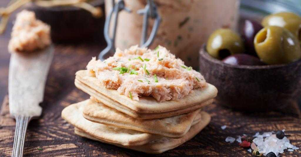 Как приготовить паштет из лосося? Простой рецепт