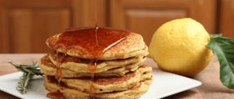 Панкейки с начинкой внутри: рецепты