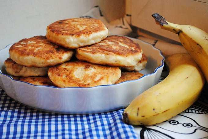 Оладьи с бананом на кефире: рецепт, необходимые ингредиенты, советы