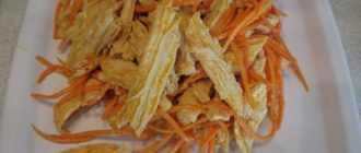 Блюда из сушеной спаржи: рецепты приготовления