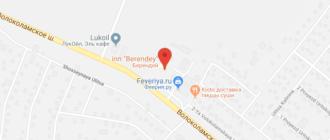 Ресторан «Берендей» в Нахабино: описание, меню, отзывы