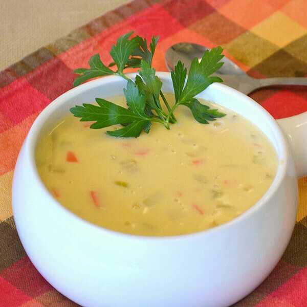 Суп с колбасным сыром: рецепты приготовления
