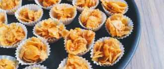 Как делают кукурузные хлопья: история создания, состав, калорийность