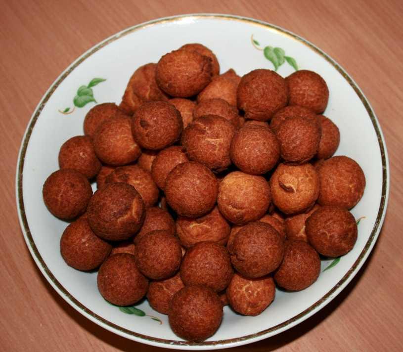 Шарики со сгущенкой - очень вкусный десерт