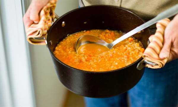 Чечевичный суп масурдал: ингредиенты, рецепт приготовления, отзывы