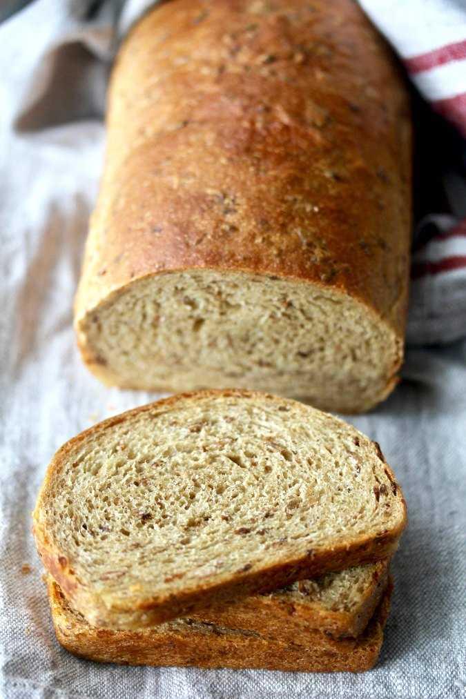 Английский хлеб: рецепт приготовления