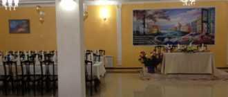 """Ресторан """"Венеция"""" (Элиста): описание, адрес, часы работы"""