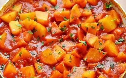 Тушеная картошка в мультиварке без мяса: рецепты с фото