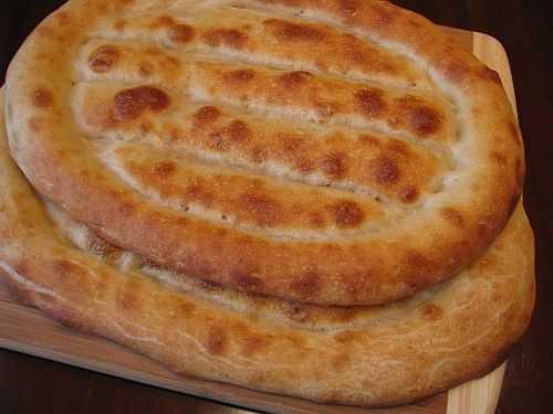 Как испечь армянский хлеб матнакаш в домашних условиях